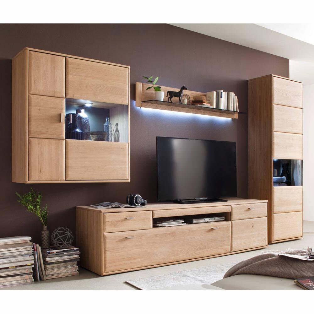 wohnzimmer mobel serie tijuana 05 aus massiver eiche