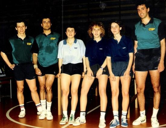 1991 amichevole asola a2 masch castellana a1 femm