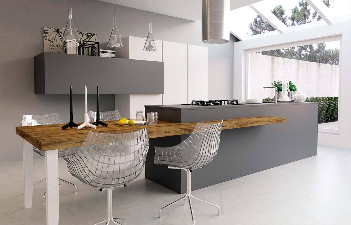 Mobili Cucina Marche | Marche Di Cucine Elegant Elegant Cucine ...