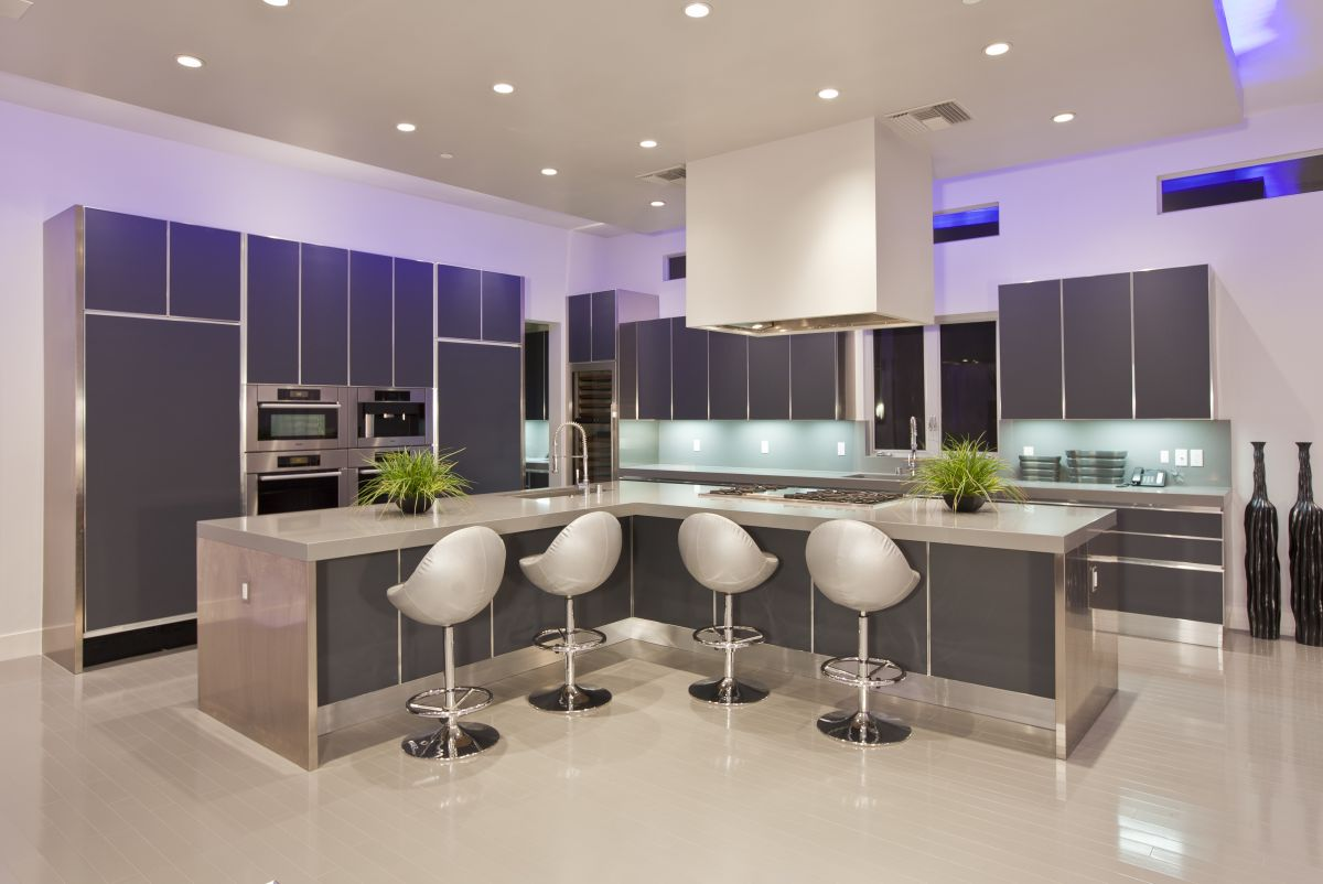 Halogenos Salon Lighting Kitchen | Http://lomets.com