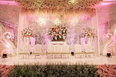Wedding Decorations by JW Marriott Hotel Jakarta ...