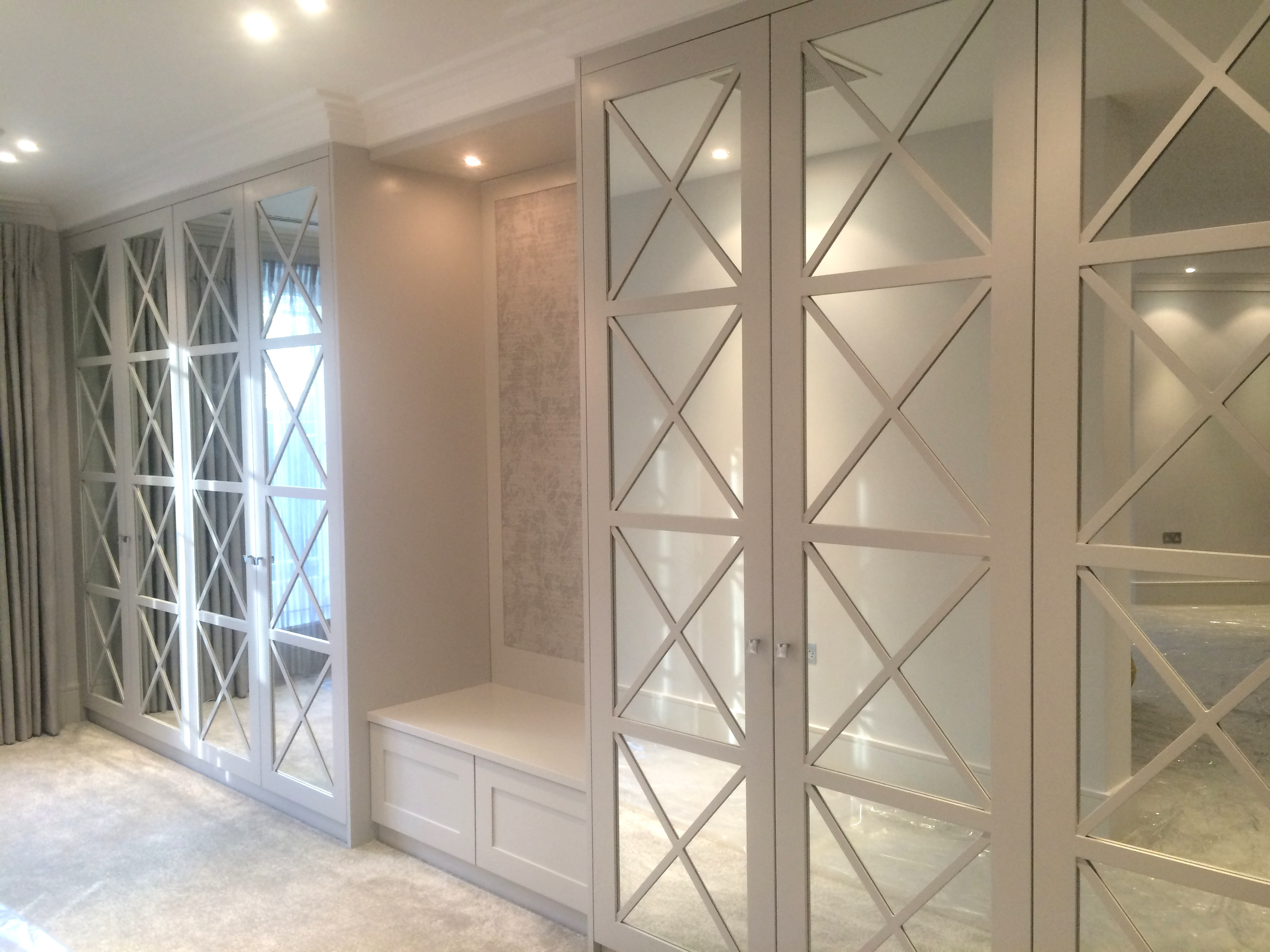 Fitted Bedrooms Built In Wardrobes London Bespoke