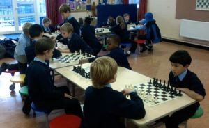 Chess in a Classroom