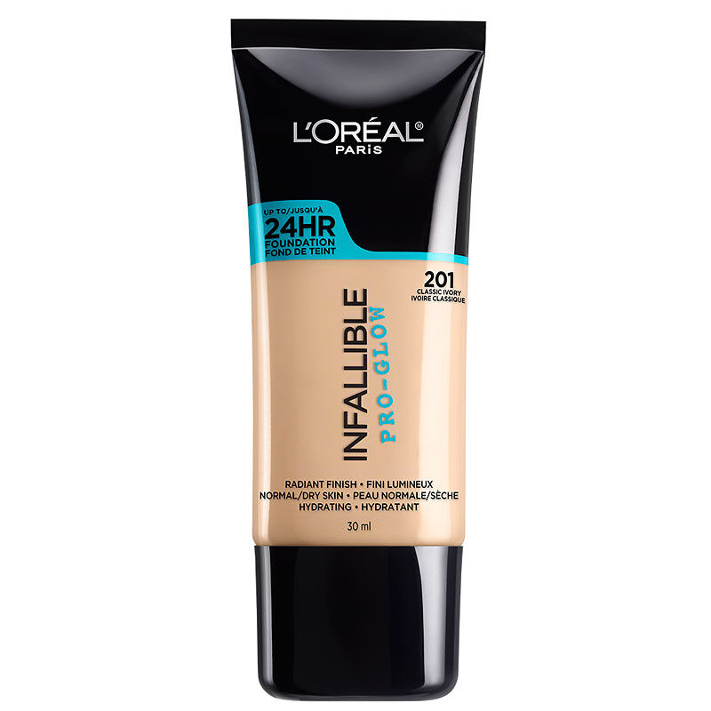 Balayage Highlights London L 39;oreal Infallible Pro Glow Foundation Natural Beige