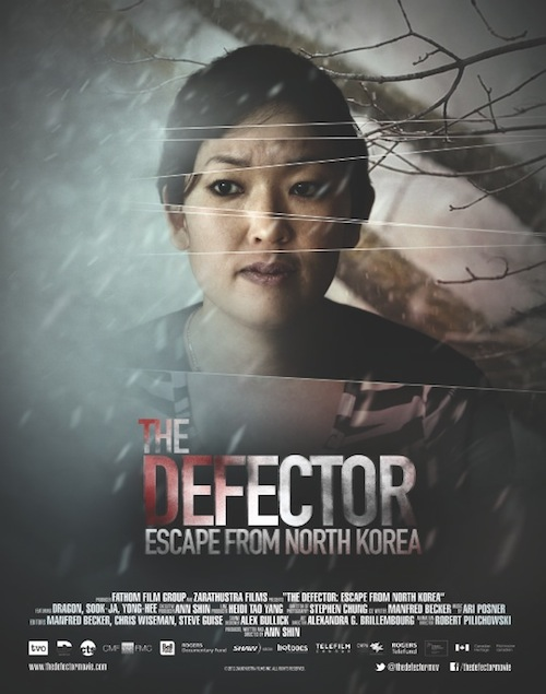 THE DEFECTOR Poster