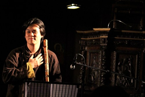 Lee Aram (Daegeum)