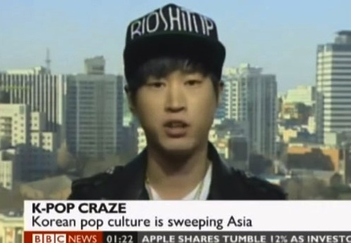 Tablo on BBC World News