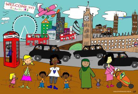 Contact London Mums mixed london mums