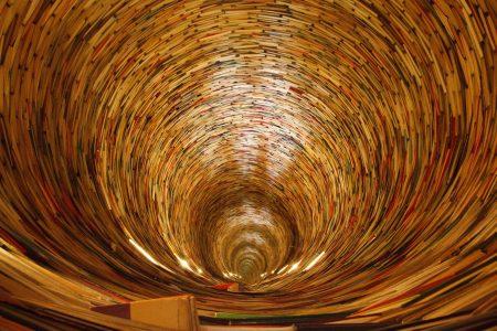 book spiral down