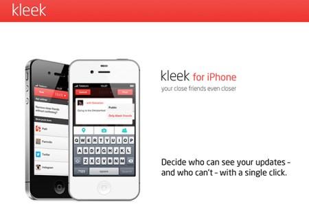kleek_–_your_close_friends