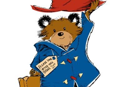Paddington Bear Pic