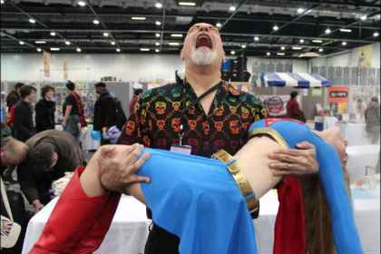 LONDON SUPER COMIC CONVENTION_20 & 21 FEBRUARY AT EXCEL CENTRE_2