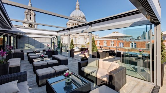 Rooftop Bar London St Pauls Best Roof 2018