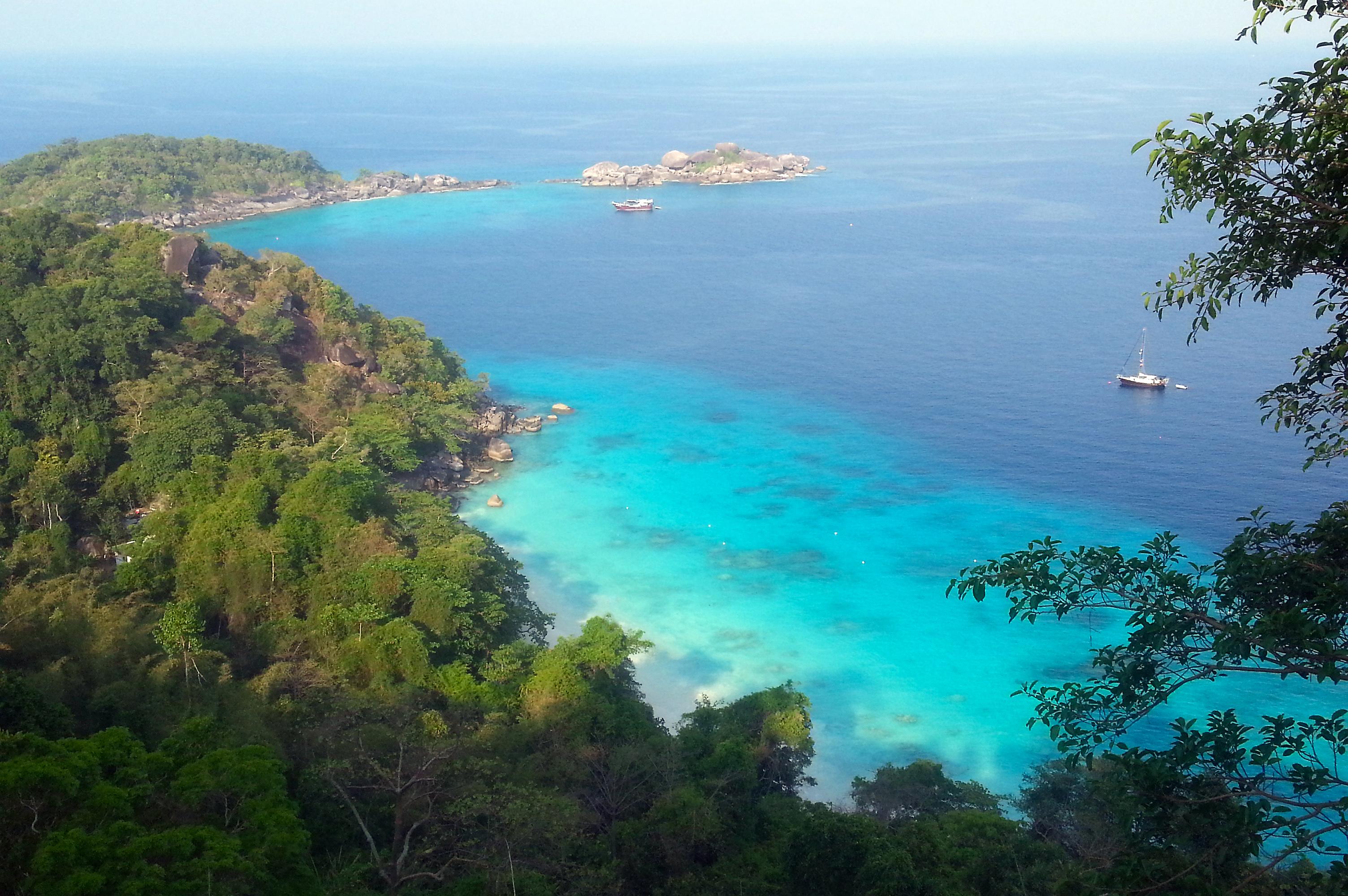 Koh Miang Viewpoint
