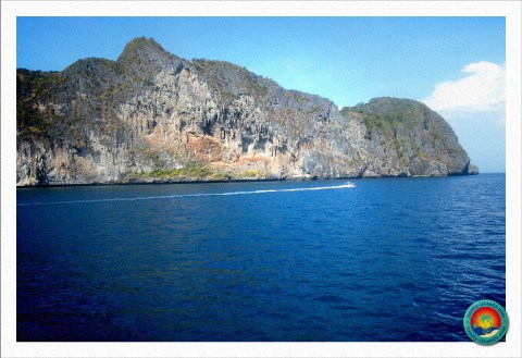 Anfahrt nach Koh Phi Phi Don