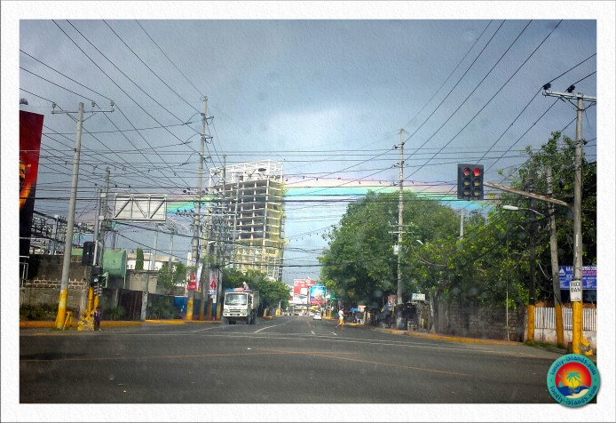 Regenbogen in Cebu