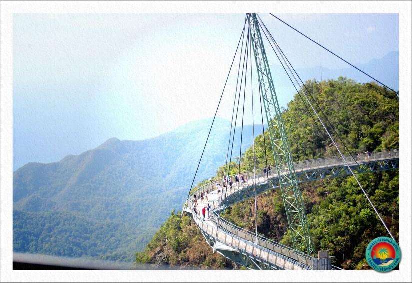 Skybridge von Langkawi