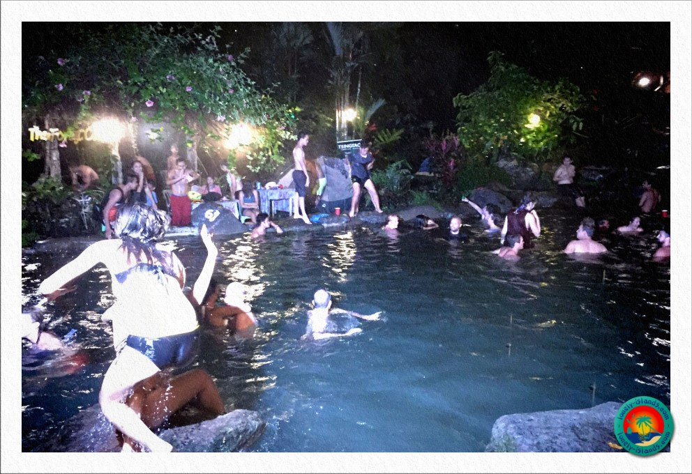 Forest Camp Poolparty