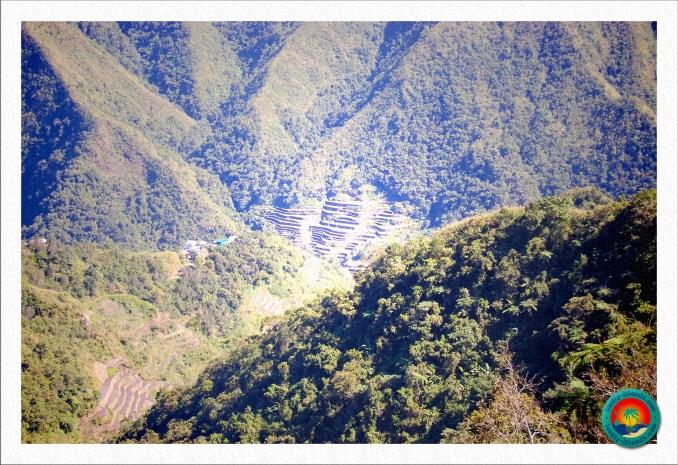 Gebirge in Batad