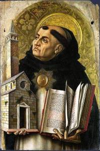 St. Thomas Aquinas (Crivelli)
