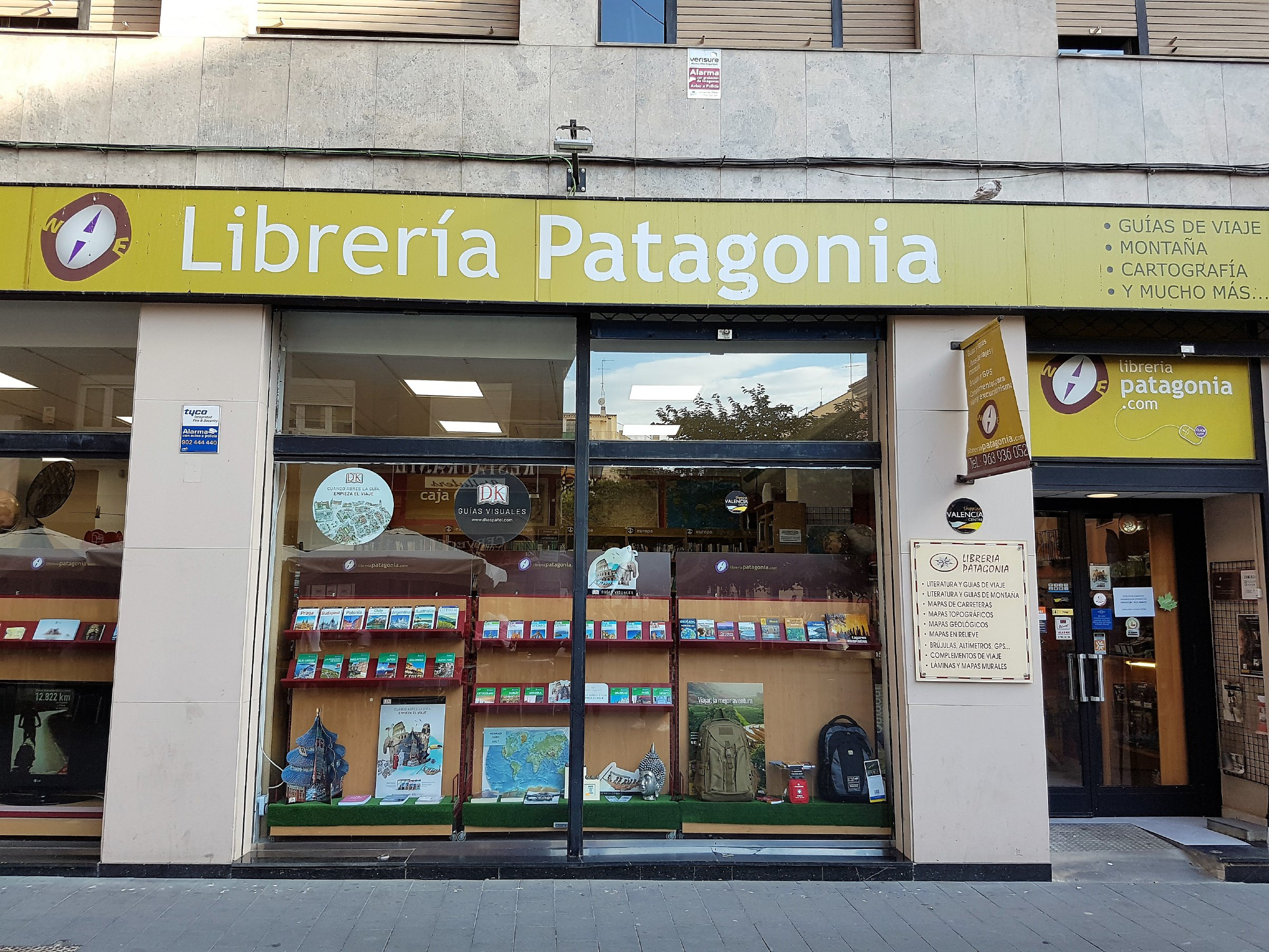 Libreria Soriano Librería Patagonia Valencia Spain Shopping Lonely Planet