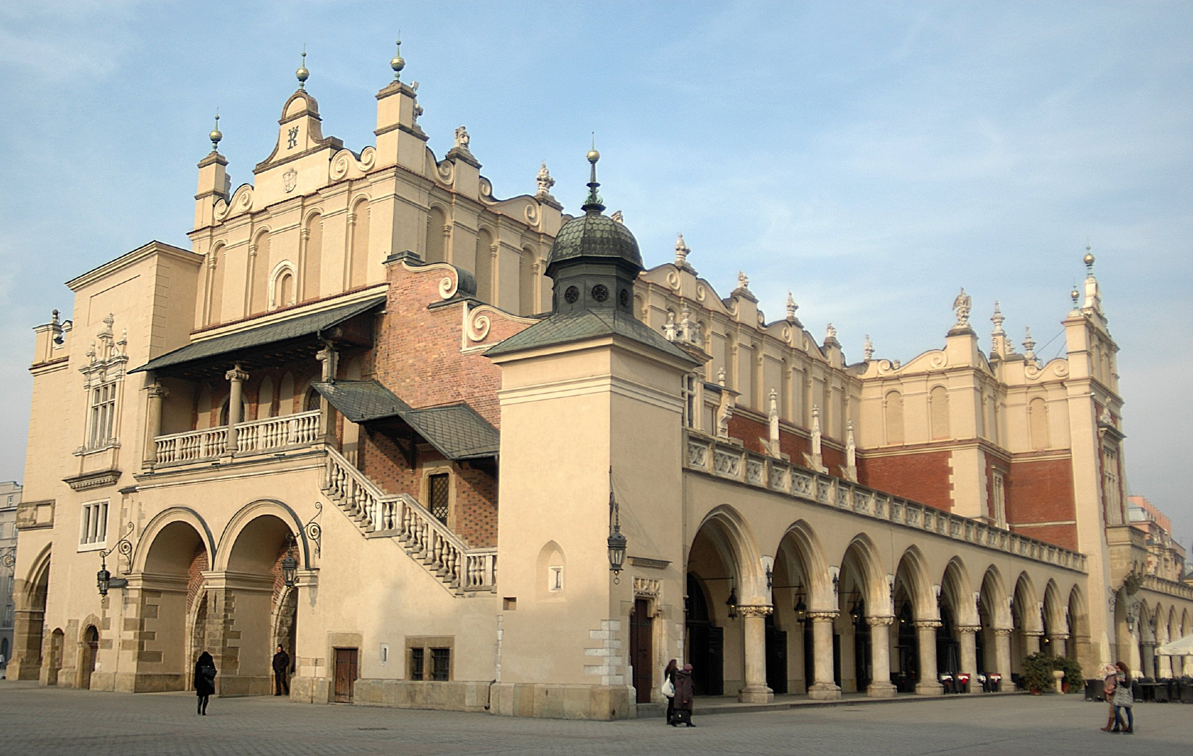 Cloth Hall Krakow Poland Attractions Lonely Planet