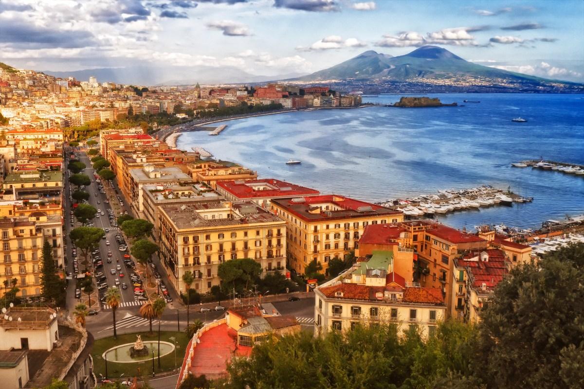 Naples Travel Campania Italy Lonely Planet