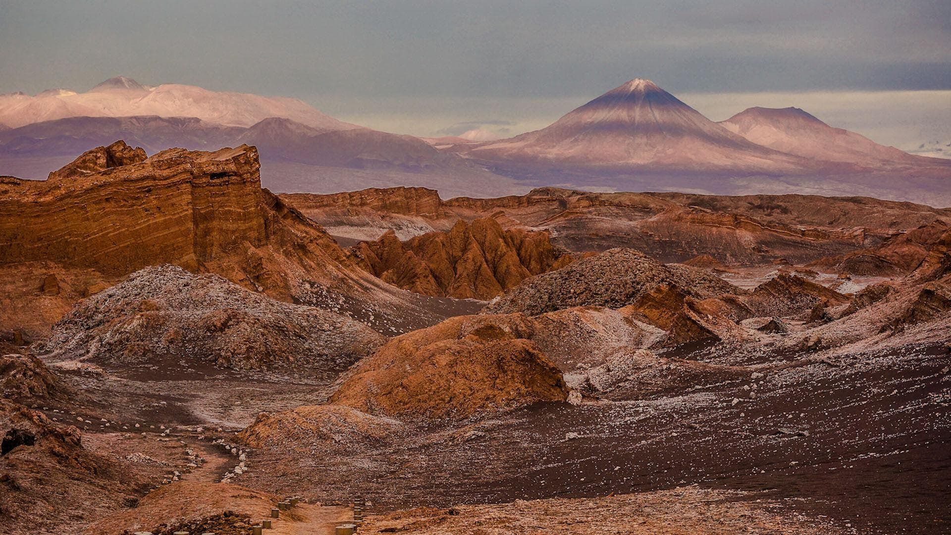 Sand Copenhagen Discover: Chile's Atacama Desert - Lonely Planet Video