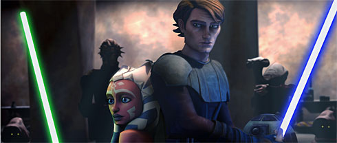 Movie Preview: Star Wars: The Clone Wars