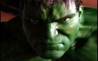 Marvel & Norton in 'Hulk' Smash-Up