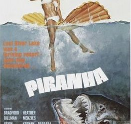 Look Out! That Pirahna is 3-D!