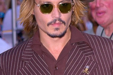 Johnny Depp to Play Mad Hatter