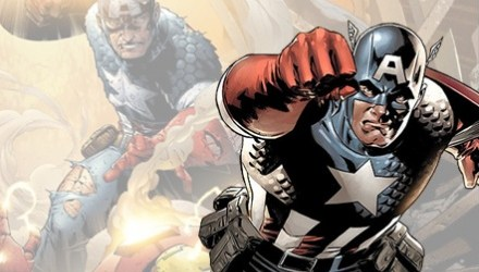 Johnston Signs on for Captain America