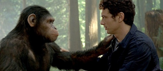 Review: Rise of the Planet of the Apes