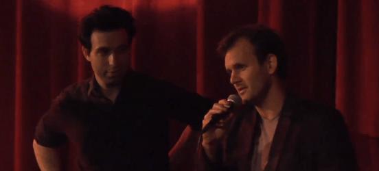 IFFBoston '12 VIDEO: Alex Karpovsky & Garth Donovan Q&A – Rubberneck