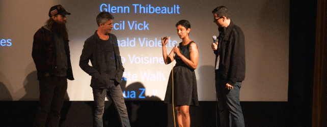 IFFBoston '14 Video: Beneath the Harvest Sky Q&A