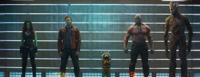 "Extended ""Guardians of the Galaxy"" Video Clip"