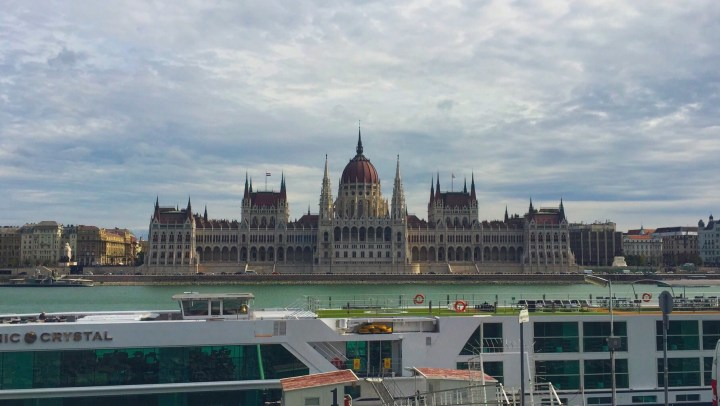 Munich to Budapest & Siófok via Overnight Sleeper Train