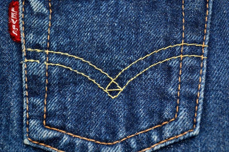 Learn The 7 Key Details From Levi\u0027s Jeans Back Pocket - Long John