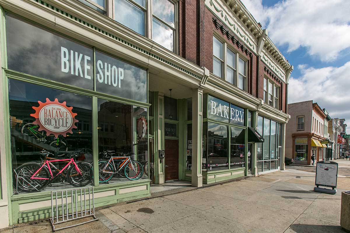Bike Store Richmond Living In The Fan District Housing Schools Attractions