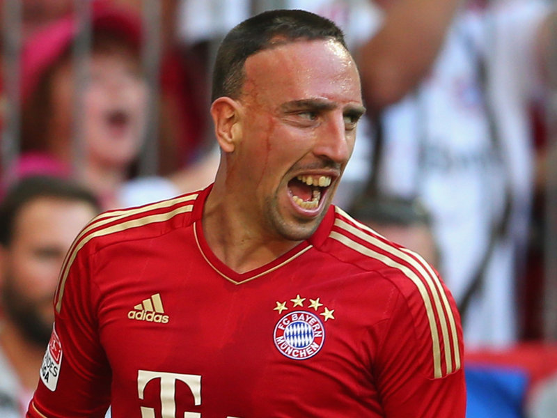 Ribery, Falcao, and other key players to miss Brazil