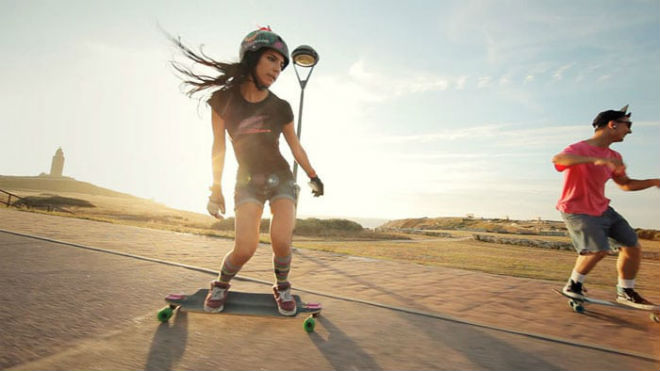 Penny Skateboards Girl Wallpaper How To Slow Down On A Longboard Basic Principles To Know