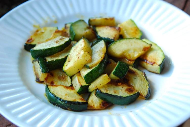 The best way to make zucchini