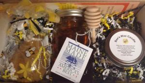 Maine honey1