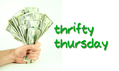 Thrifty Thursday: Ryan's Fantastic Find at the Dollar Store