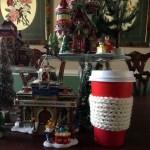 Easy Crochet Coffee Cup Cozie