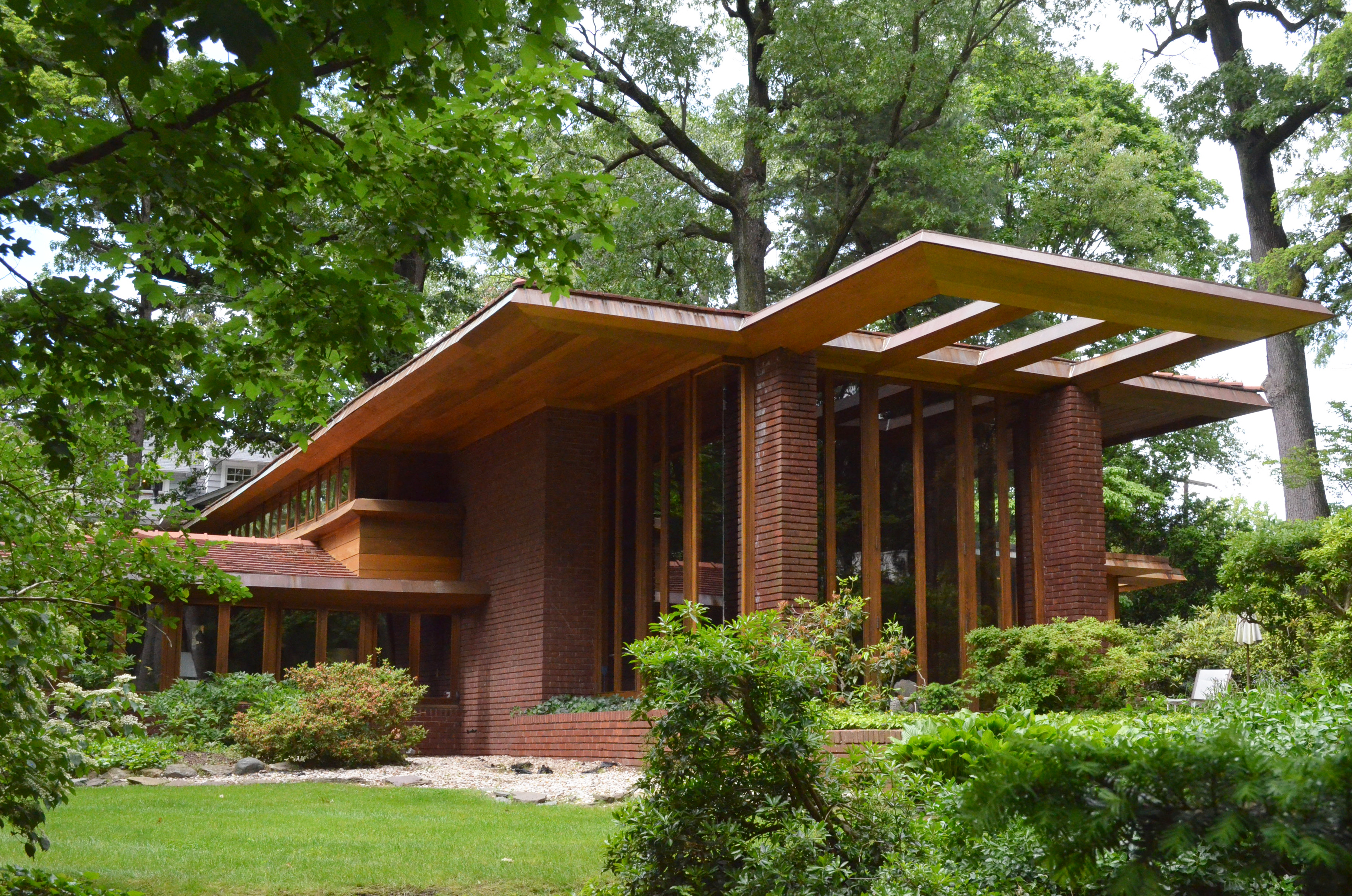 Frank Lloyd Wright Frank S Place Lloyd Wright S Solo Long Island Project Remains At
