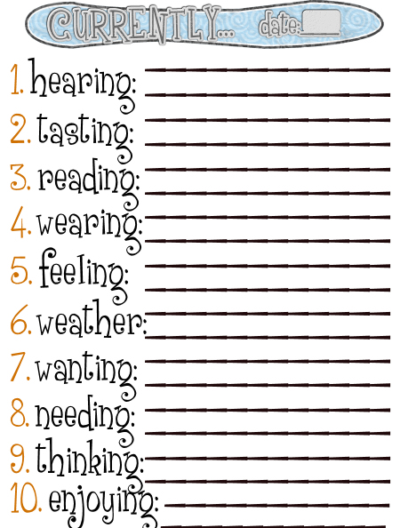 Start a Journal with easy prompts \u2013 Happy Trails Wild Tales