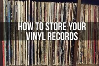 How To Store Your Vinyl Records - Long Play Vinyl
