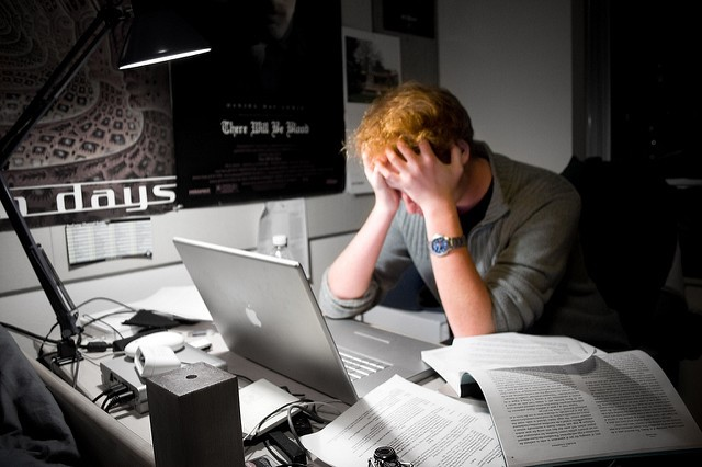 Frustration. (Photo/Peter Alfred Hess/Flickr|Creative Commons).